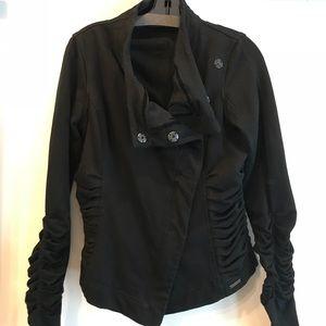 Lululemon Ruched Zip Up Jacket—size 10–never worn!